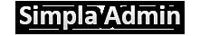 Simpla Admin logo